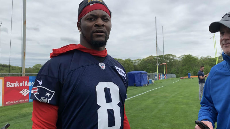 Jamie Collins Explains Return To Patriots, Unorthodox Jersey ...