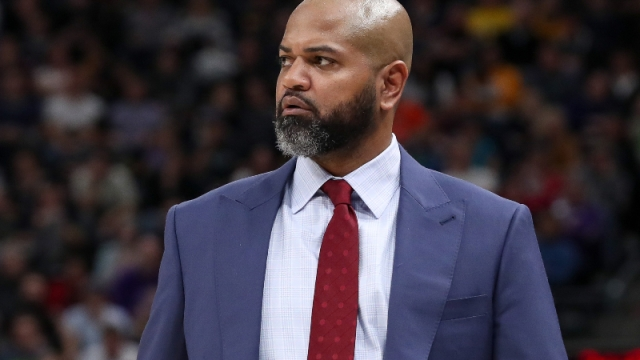 Memphis Grizzlies head coach JB Bickerstaff