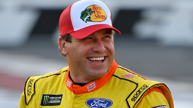 NASCAR Cup Series driver Ryan Newman
