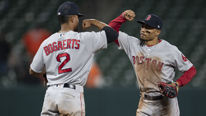 Red Sox Have Excelled In Last Five Games Vs. Astros At Minute Maid Park