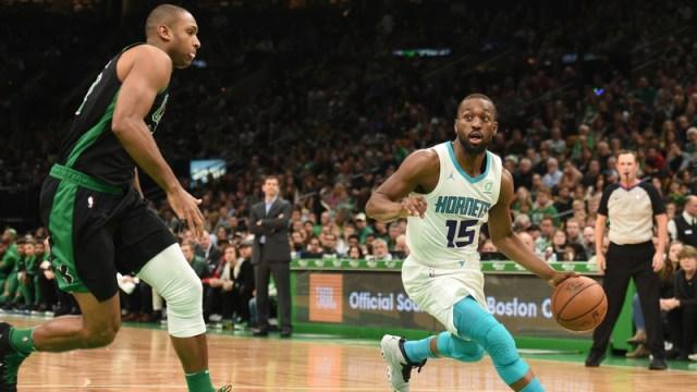 Celtics' Al Horford, Hornets' Kemba Walker