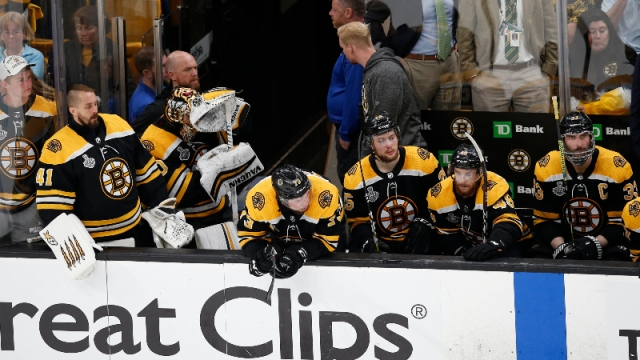 Boston Bruins players