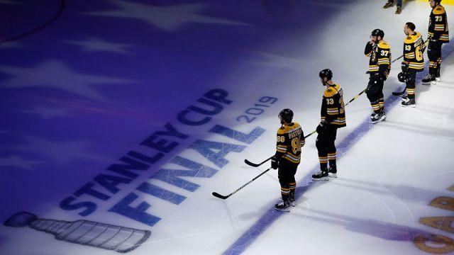 Boston Bruins Stanley Cup Final