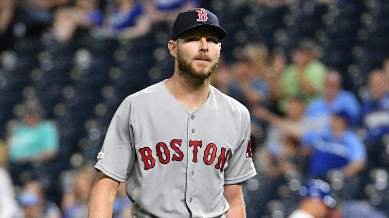 Chris Sale Struggling To Figure Out Yankees In Four Starts This Season