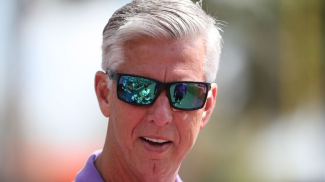 Former Boston Red Sox president of baseball operations Dave Dombrowski