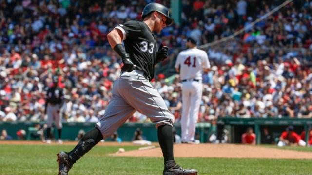 Chicago White Sox Catcher James McCann