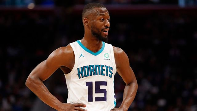 Charlotte Hornets point guard Kemba Walker