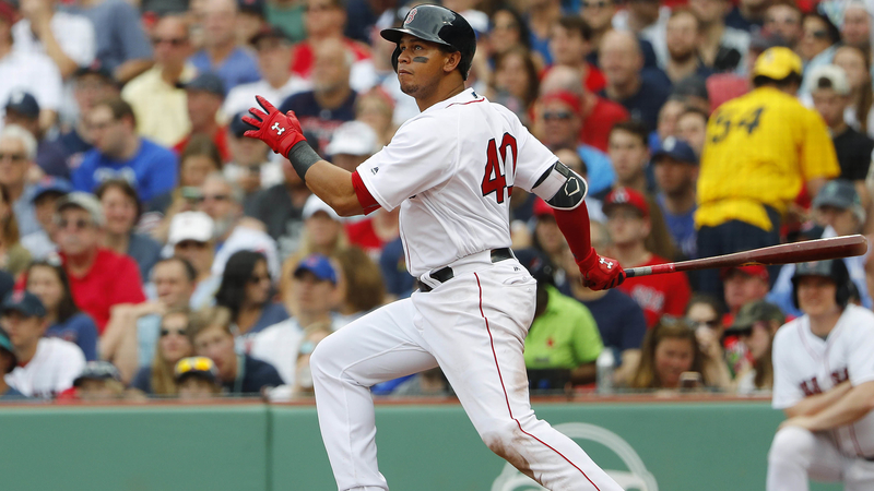Marco Hernandez Ready To Make Impact With Red Sox After Three Surgeries