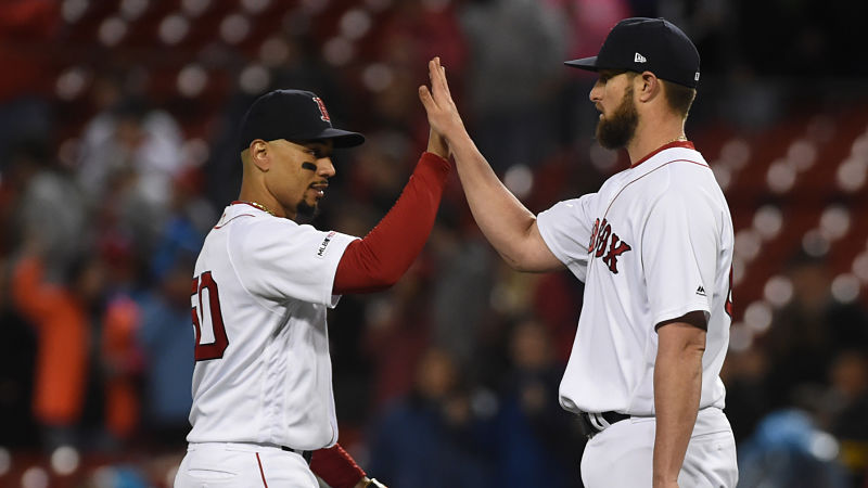 Red Sox's Josh Smith Enjoys First Big League Save In Win Vs. Rangers