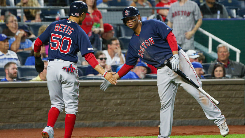 Red Sox Offense Has Started To Heat Up Over Their Last Four Games