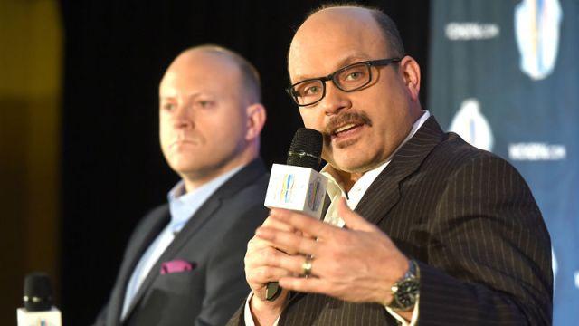 Former Bruins general manager Peter Chiarelli