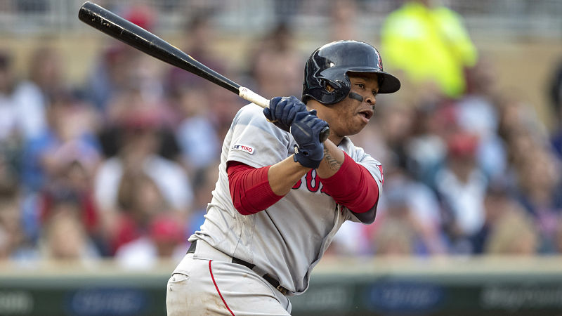 Rafael Devers, Red Sox Offense Heating Up Right Before All-Star Break