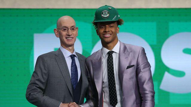 Boston Celtics draft pick Romeo Langford