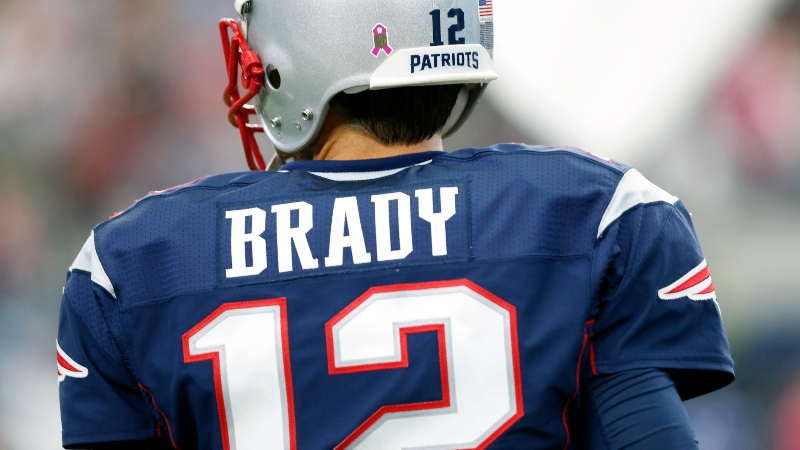Tom Brady's Ex-Rival Buys Son Patriots QB's Jersey, Even Though It ...