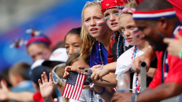 Fans of the United States