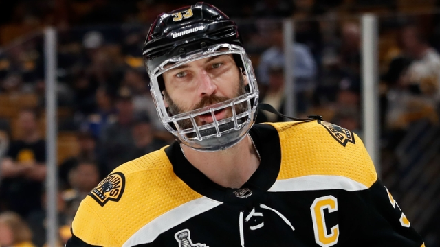 Boston Bruins Captain Zdeno Chara
