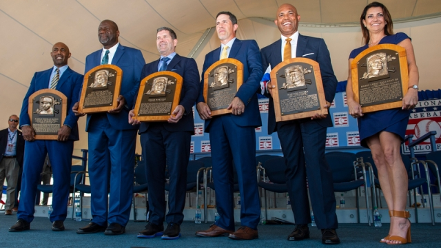 Major League Baseball Hall Of Fame Inductees