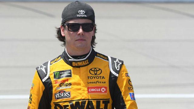NASCAR driver Erik Jones