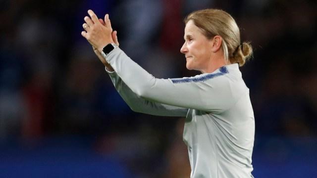 United States head coach Jill Ellis