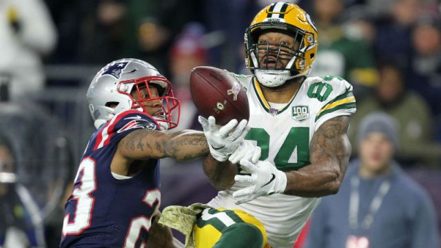Green Bay Packers tight end Lance Kendricks