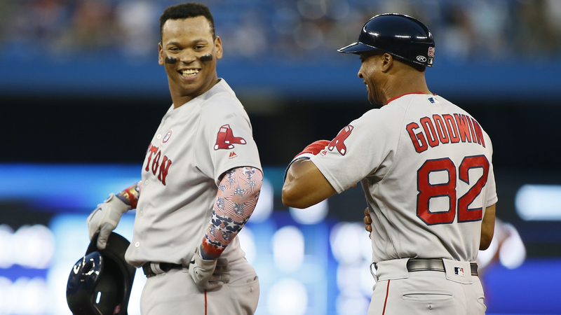 Red Sox's Rafael Devers Having Historic Success Vs. Blue Jays In 2019