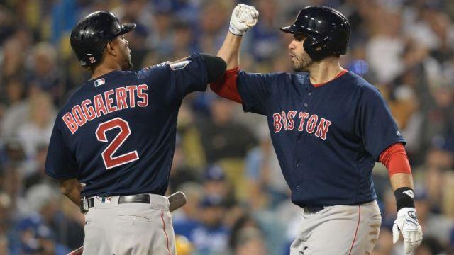 Red Sox vs. Dodgers