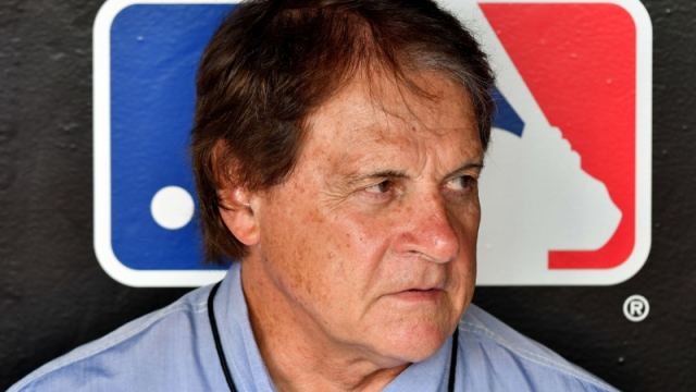 Chicago White Sox Manager Tony La Russa