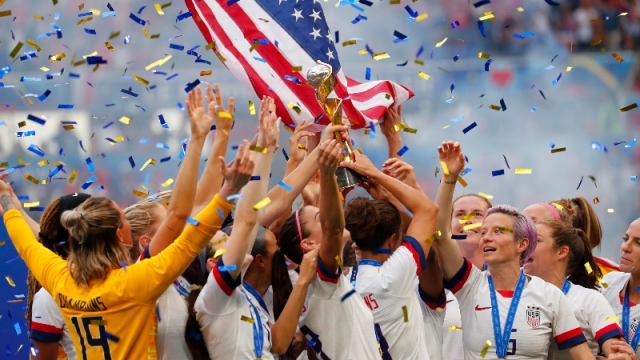 United States women's soccer team players