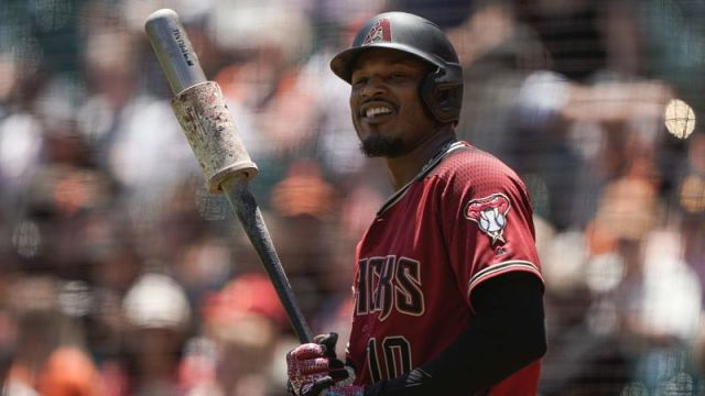 Arizona Diamondbacks right fielder Adam Jones