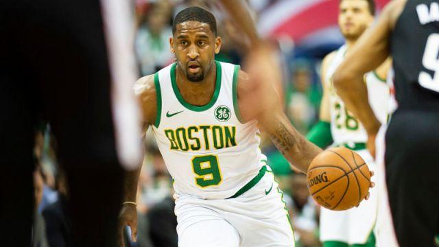 Boston Celtics guard Brad Wanamaker