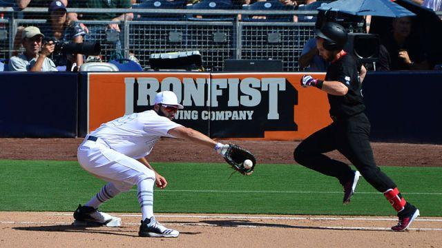 Boston Red Sox infielder Chris Owings