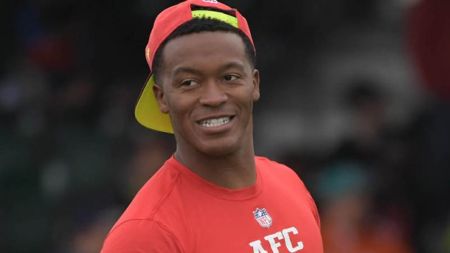 Patriots wide receiver Demaryius Thomas