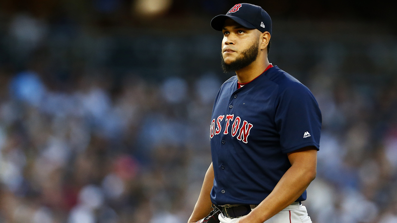 Red Sox's Starting Pitching Continues To Struggle Amid Losing Streak