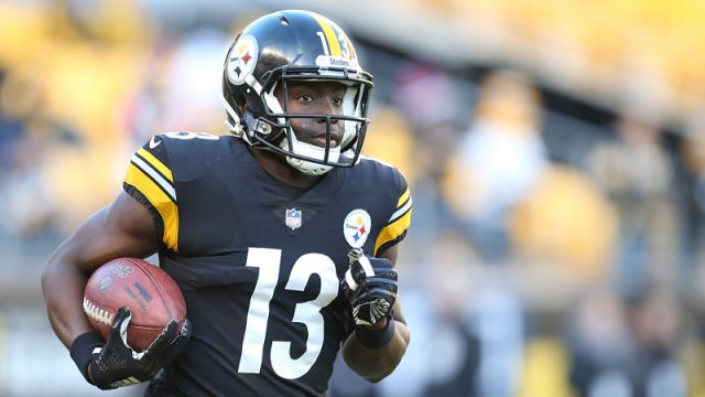 Pittsburgh Steelers wide receiver James Washington