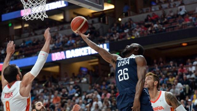 Boston Celtics and Team USA guard Kemba Walker