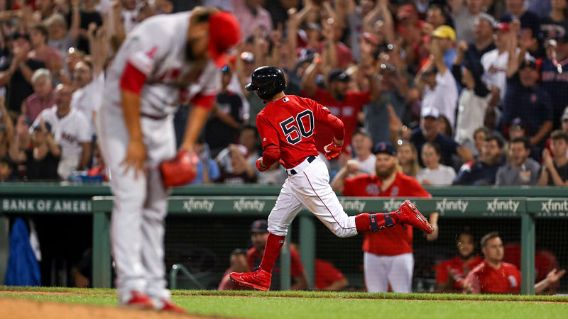 Red Sox Getting Power From Multiple Spots In Lineup This Season
