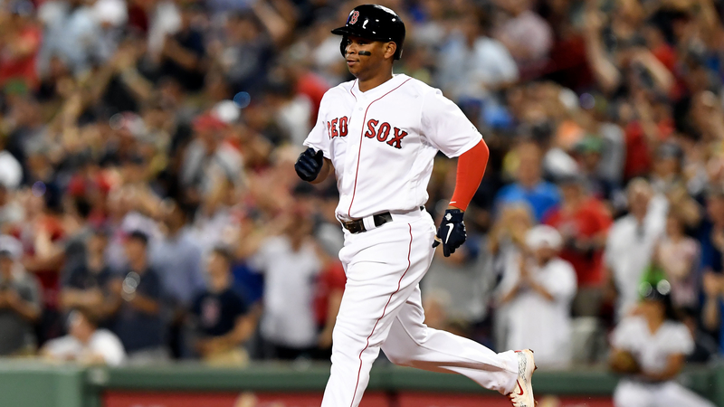 Rafael Devers Among Red Sox Greats In This Category Before Turning 23