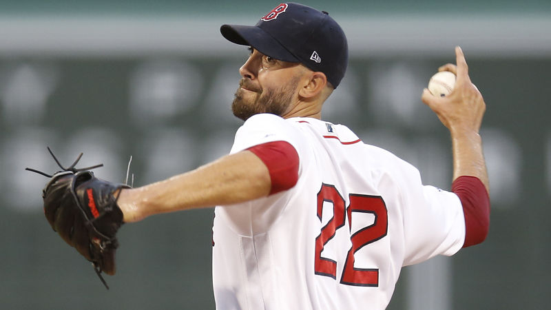 Red Sox Pitching Staff Struggling During Four-Game Losing Streak