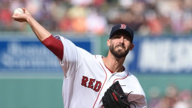 Boston Red Sox's Rick Porcello