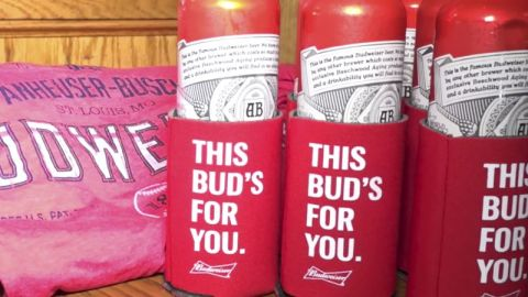 Budweiser Fan Of The Game