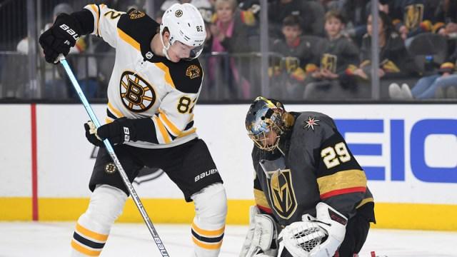 Boston Bruins Prospect Trent Frederic