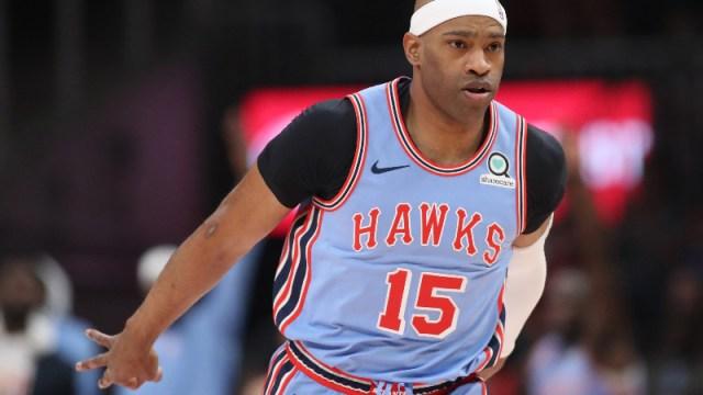 NBA forward Vince Carter