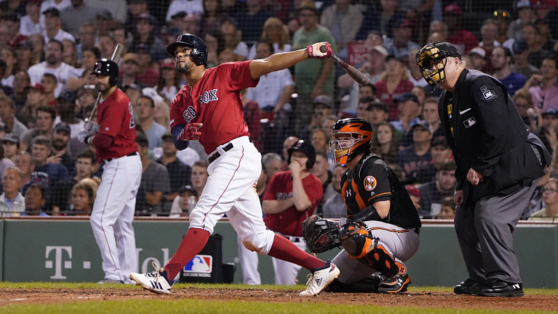 Red Sox Firing On All Cylinders During Four-Game Winning Streak