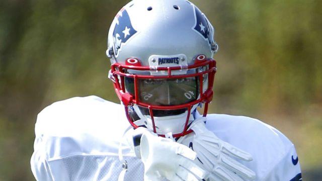 NFL wide receiver Antonio Brown