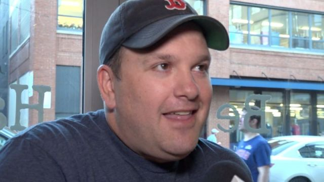 Red Sox fan answers a NESN question