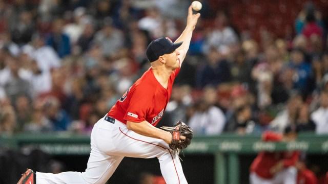 Boston Red Sox's Bobby Poyner