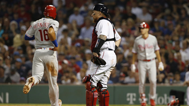 Red Sox Have Struggled In Interleague Games Entering Series Vs. Phillies