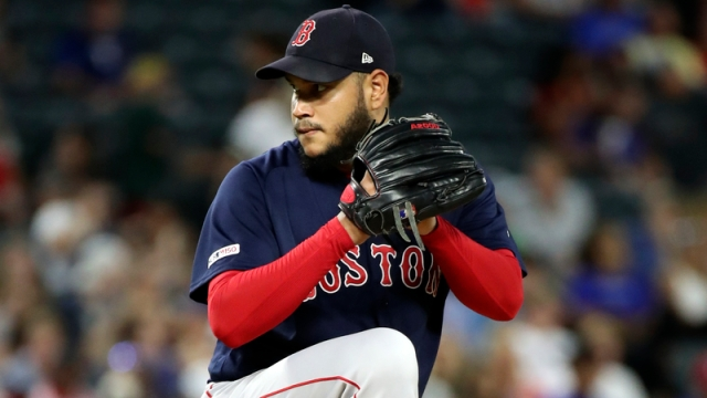 Boston Red Sox's Eduardo Rodriguez