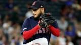 Boston Red Sox's Eduardo Rodriguez