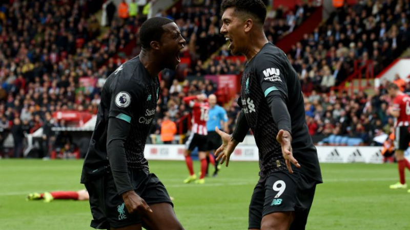 Sheffield United Vs. Liverpool: Score, Highlights Of Reds' Premier League Win